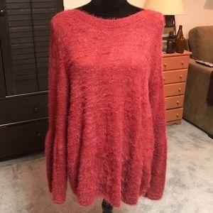 XXL Lauren Conrad mohair sweater